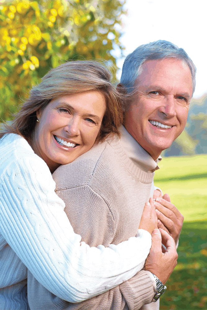Medicare Options - Senior couple - Healthcare Insurance The George Agency